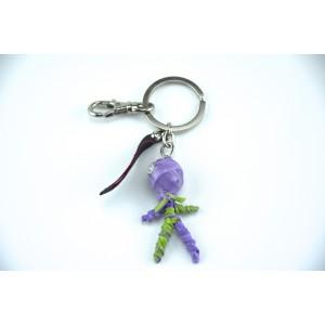 Voodoo lilac/green